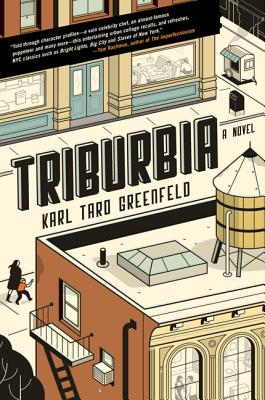Triburbia Cover Image