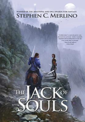 The Jack of Souls (Fantasy): A Rogue and Knight Adventure Series (Unseen Moon #1) Cover Image