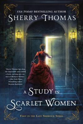 A Study In Scarlet Women (The Lady Sherlock Series #1) Cover Image