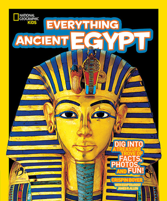 Everything Ancient Egypt Cover