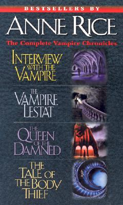 Vampire Chronicles Cover Image