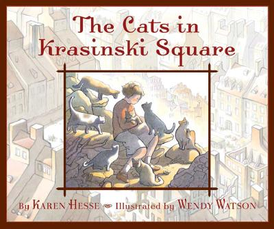 The Cats in Krasinski Square Cover