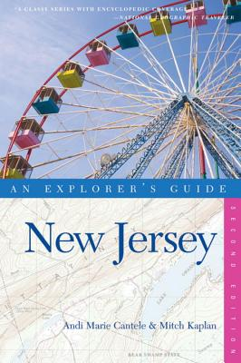 Explorer's Guide New Jersey Cover Image