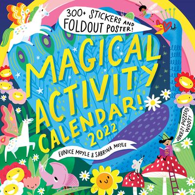 Cover for Magical Activity Wall Calendar 2022
