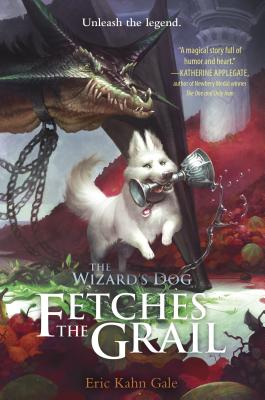 The Wizard's Dog Fetches the Grail Cover Image