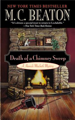 Death of a Chimney Sweep Cover
