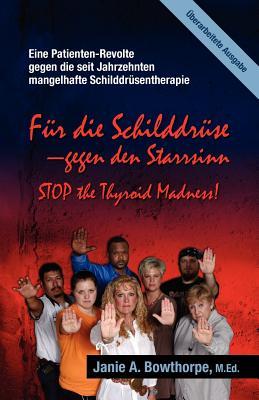Für die Schilddrüse - Gegen den Starrsinn! Cover Image