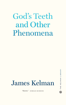 God's Teeth and Other Phenomena Cover Image