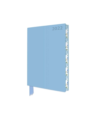 Duck Egg Artisan A6 Diary 2022 Cover Image