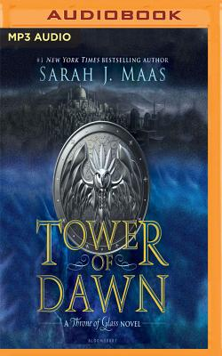 Tower of Dawn (Throne of Glass #6) Cover Image