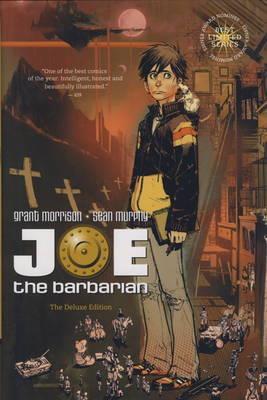 Joe the Barbarian Cover Image