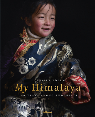 My Himalaya: 40 Years Among Buddhists Cover Image