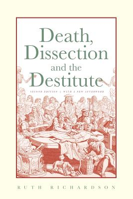 Death, Dissection and the Destitute Cover Image