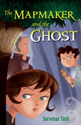 The Mapmaker and the Ghost Cover