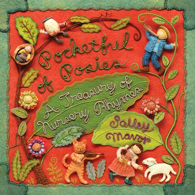 Pocketful of Posies: A Treasury of Nursery Rhymes Cover Image