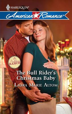 The Bull Rider's Christmas Baby Cover