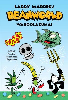 Beanworld Book 1 Cover