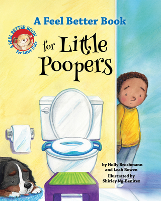 Cover for A Feel Better Book for Little Poopers