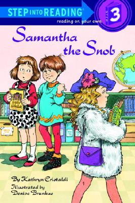 Samantha the Snob Cover