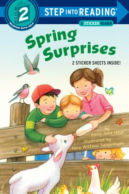 Spring Surprises [With Sticker(s)] Cover