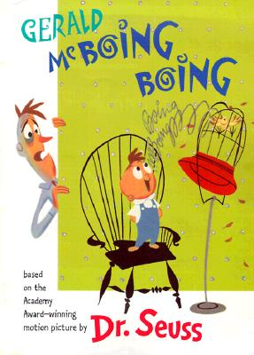 Gerald McBoing Boing Cover