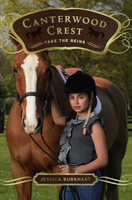 Cover for Take the Reins (Canterwood Crest #1)