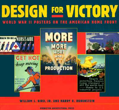 Design for Victory: World War II Poster on the American Home Front Cover Image