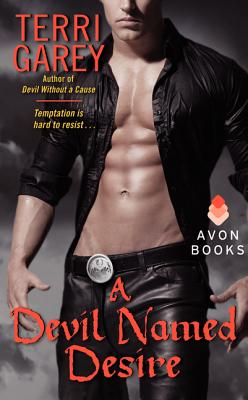 A Devil Named Desire (Devil's Bargain #2) Cover Image