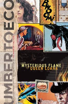 The Mysterious Flame of Queen Loana Cover