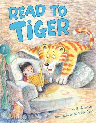 Read to Tiger Cover