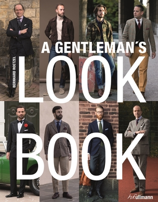 Cover for A Gentleman's Look Book