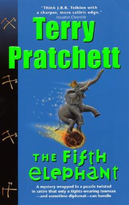 The Fifth Elephant (Discworld #24) Cover Image