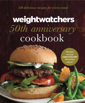 Weight Watchers 50th Anniversary Cookbook Cover