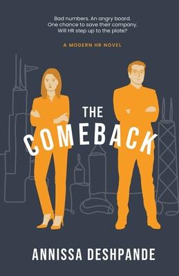 The Comeback: A Modern HR Novel Cover Image