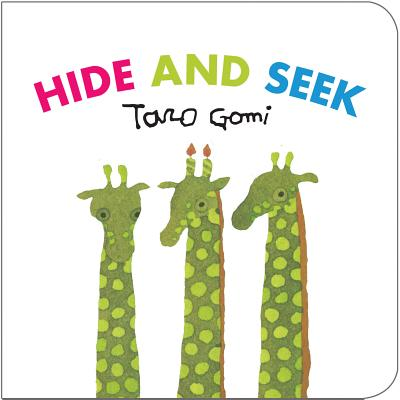 Cover for Hide and Seek