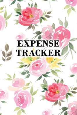 Expense Tracker: 22 Entries Per Page to Log Your Expenses Made with the Category of Your Choice + Page to Track Monthly Expenses for th Cover Image
