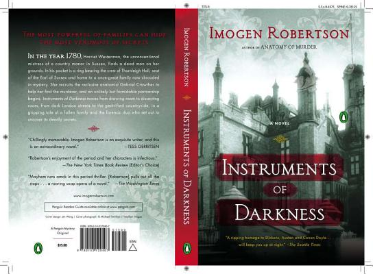 Instruments of Darkness Cover Image