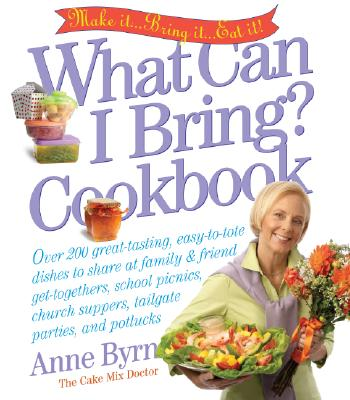 What Can I Bring? Cookbook Cover