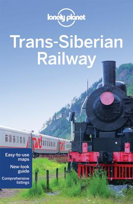 Lonely Planet Trans-Siberian Railway Cover Image