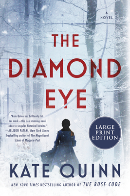 The Diamond Eye Cover Image