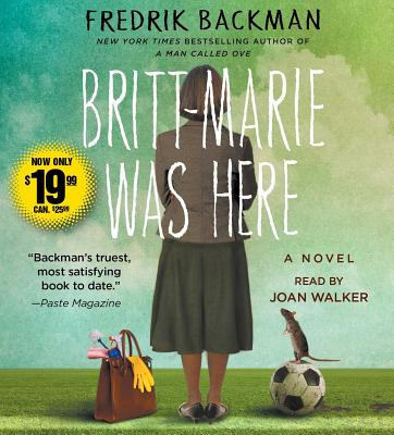 Britt-Marie Was Here: A Novel Cover Image