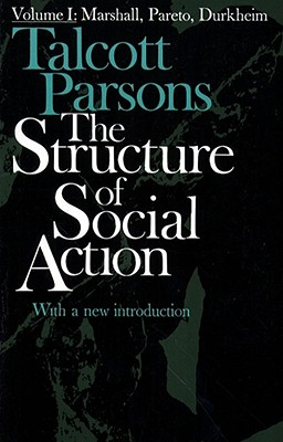 Cover for Structure of Social Action 2ed v1