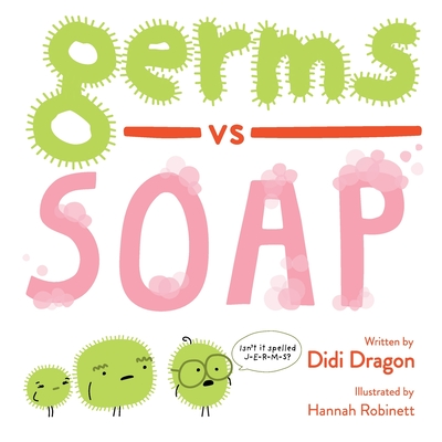 Germs vs. Soap Cover Image