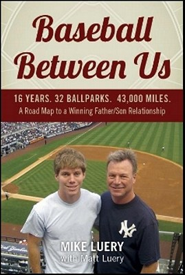 Baseball Between Us Cover