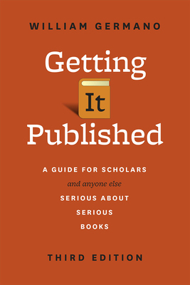 Cover for Getting It Published, Third Edition