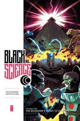 Cover for Black Science Premiere Hardcover Volume 1 Remastered Edition