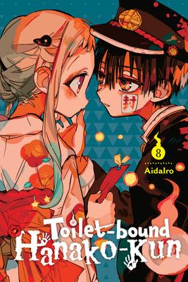 Toilet-bound Hanako-kun, Vol. 8 Cover Image