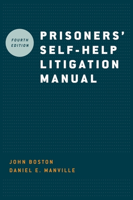 Prisoners' Self-Help Litigation Manual Cover Image