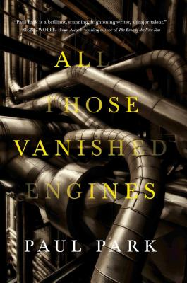 All Those Vanished Engines Cover Image