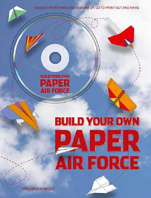 Build Your Own Paper Air Force [With CDROM] Cover Image